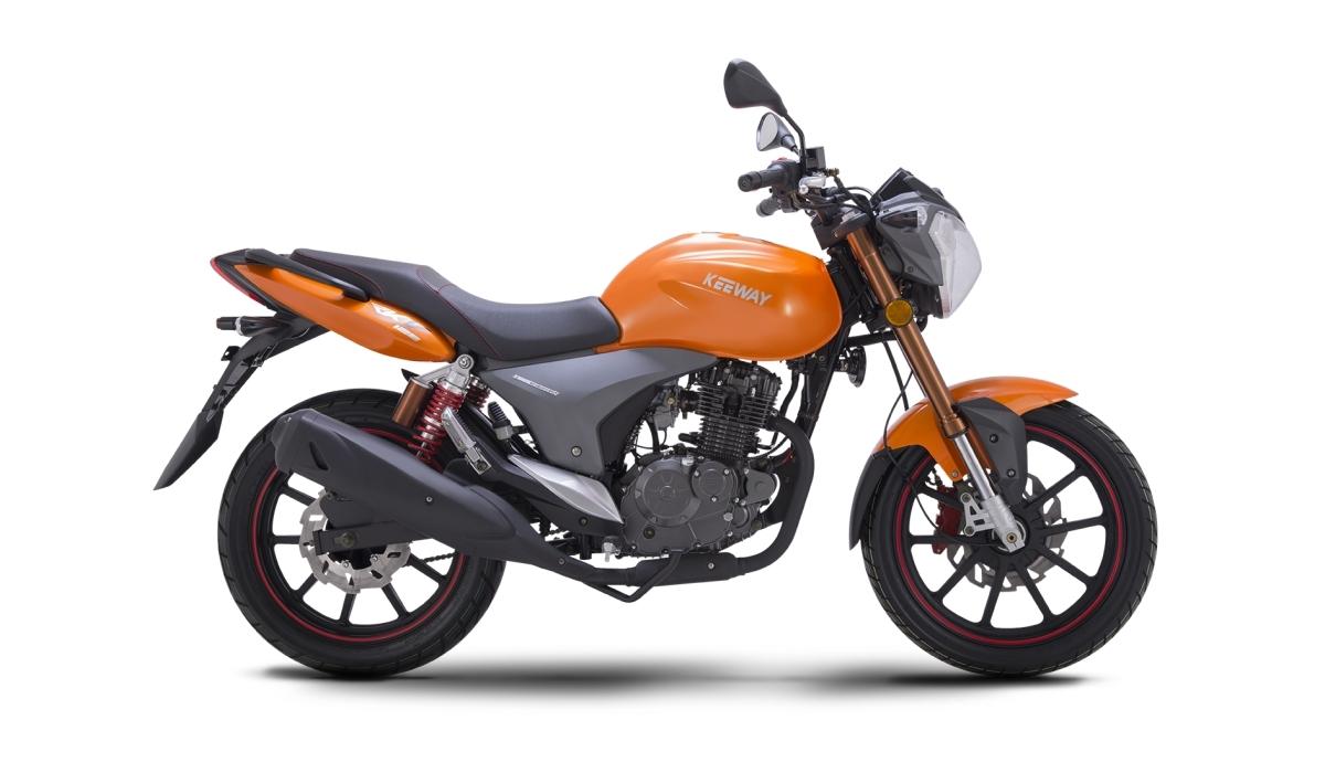 Rkv 125 Moto 125 Modelos Keeway Motors border=